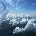 Zwei 1000er an einem Tag – das ideale Wetter für unsere Piloten
